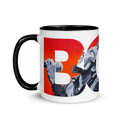 BOB Mug with Color Inside
