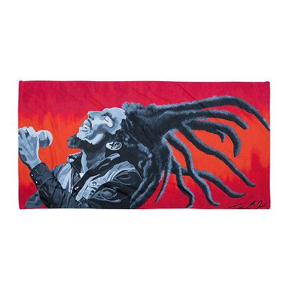 Bob Marley Towel