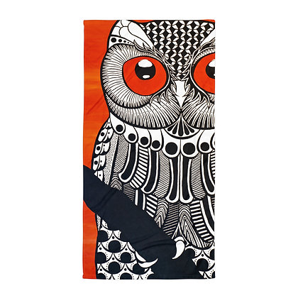 Owlfred Towel