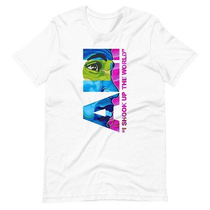 Muhammad Ali Short-Sleeve Unisex T-Shirt