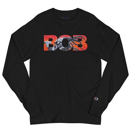 BOB Men's Champion Long Sleeve Shirt