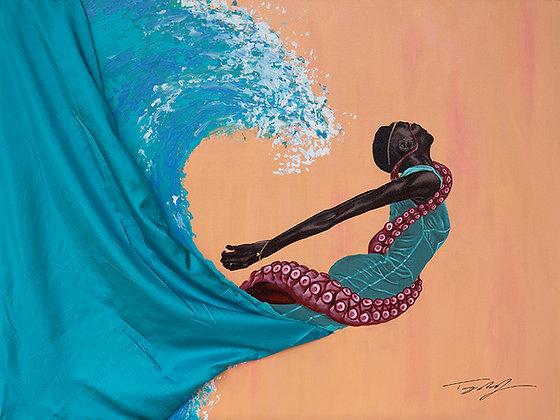 Yemaya - Goddess of the Ocean