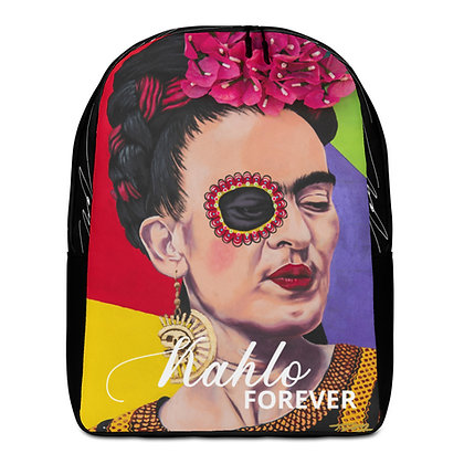 Kahlo Forever Minimalist Backpack