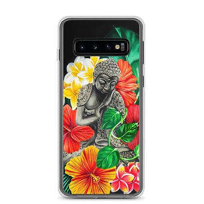 Buddha & Plants Samsung Case
