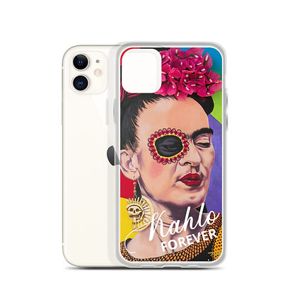 Kahlo Forever iPhone Case