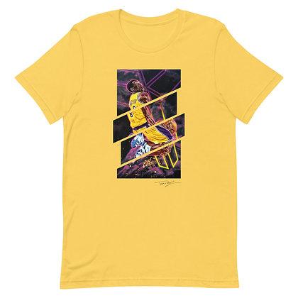 Kobe Bryant Levels Short-Sleeve Unisex T-Shirt