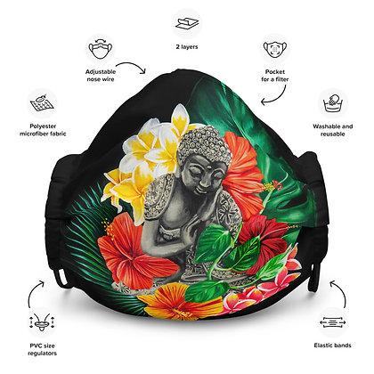 Buddha & Plants Premium face mask