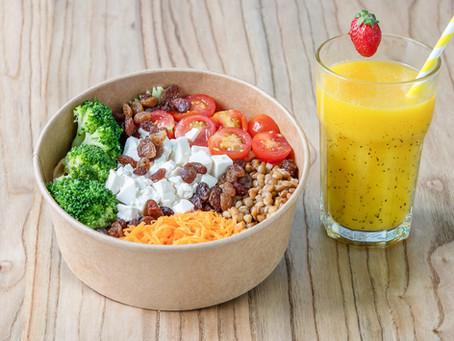 Salad Planet se preocupa de los veganos y vegetarianos