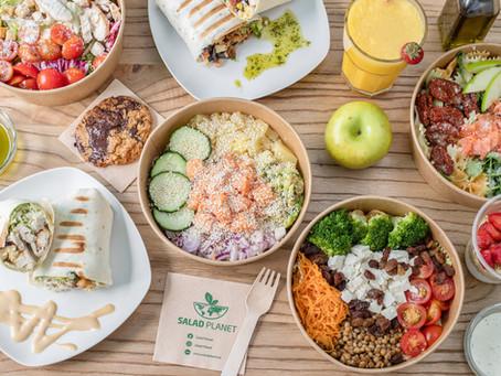 Salad Planet apuesta por un modelo de negocio sostenible
