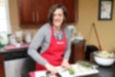 Rebecca Round Cooking.JPG