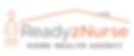 Ready2Nurse Home Health Agency Logo