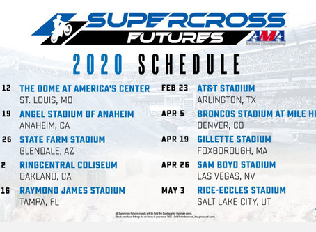 Supercross Futures World Premier