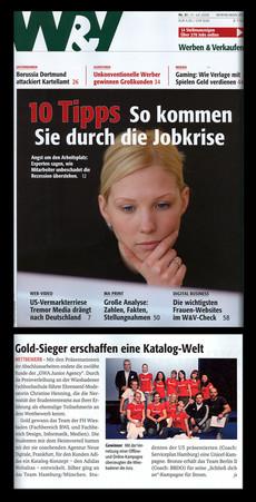 W&V Magazin