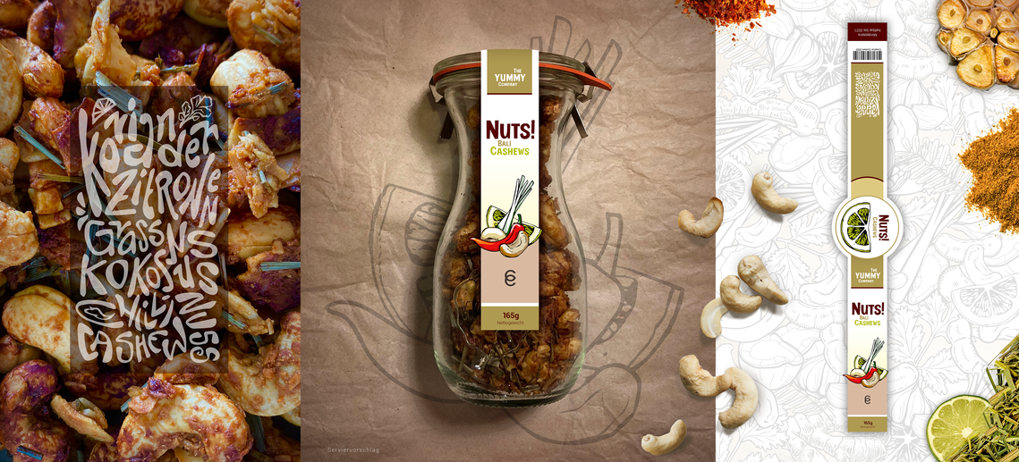 Brand Development · Food Concept