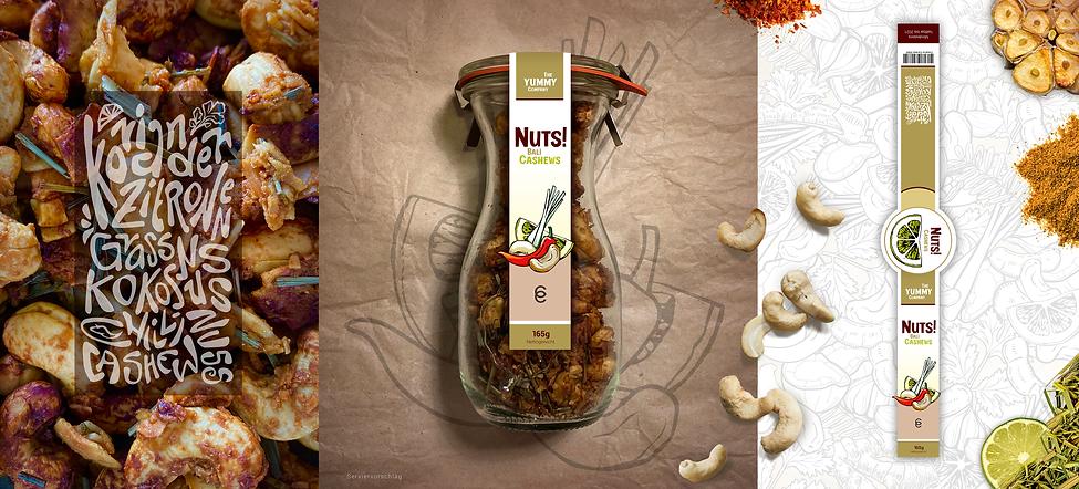 NUTS! Bali Cashews