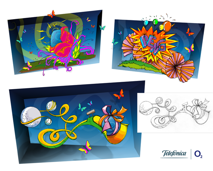Conception Idea & Illustration
