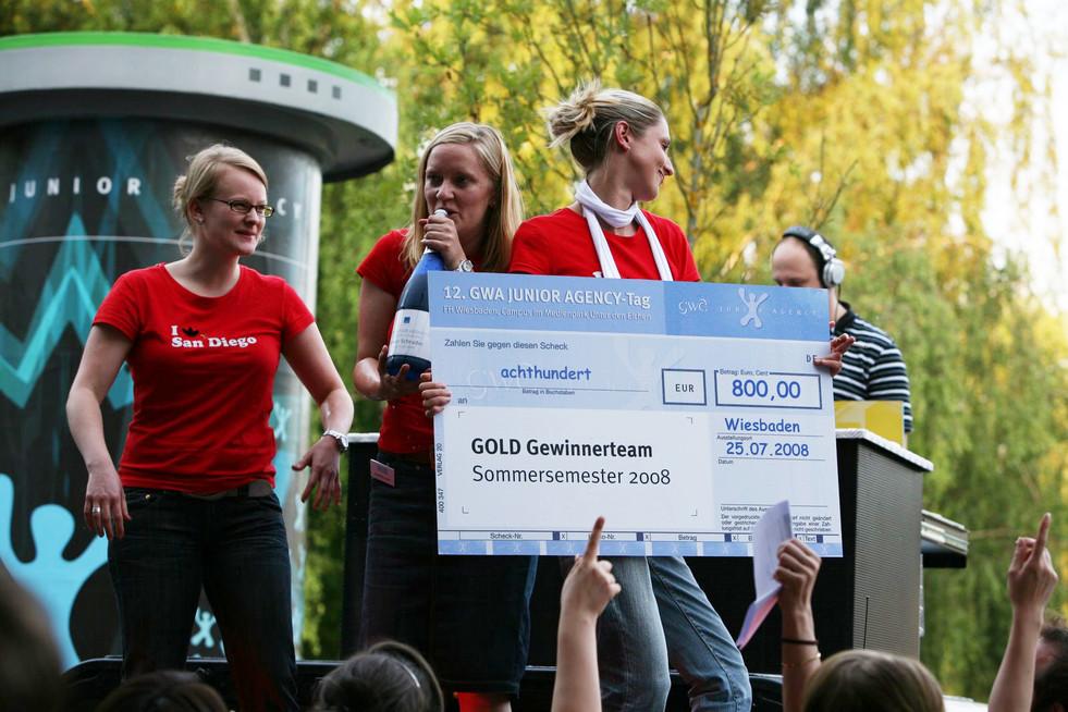 Junior Agency Day · Winner Pic