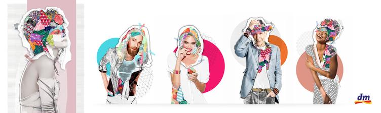 Shop design concept ·collages