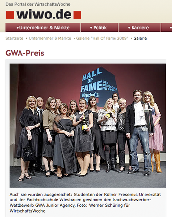 WiWo Magazine