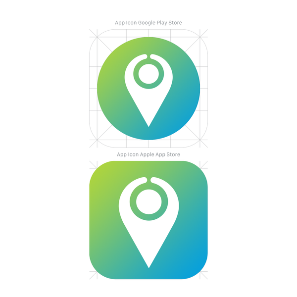 FitCrowd App Icons