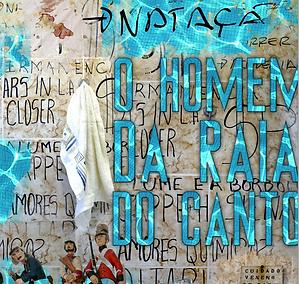 Cartaz O Homem da Raia do Canto