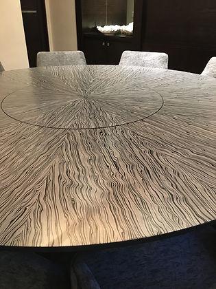 Mesa de Madera Monterrey Table Wood
