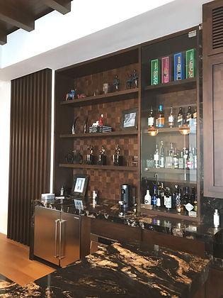 Mueble Bar Madera Monterrey Bar House