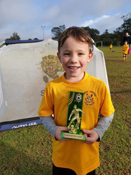 Jimmy Emulates Messi In 10-0   Win!