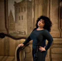 Jessica Gould, soprano | Florence, Italy