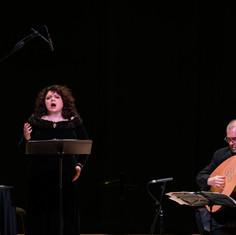 Jessica Gould and Nigel North in concert at Rowan Univerity