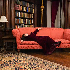 Photo by Stephen Delas Heras  Post-Caravaggio   The 1607 Library of the House of the Redeemer  March 2018 New York City, NY
