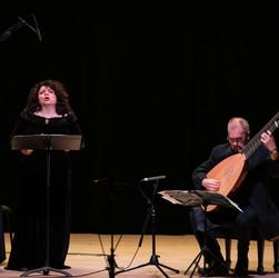 Jessica Gould & Nigel North in recital at Rowan University