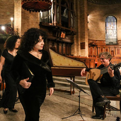 Jessica Gould, soprano | From Ghetto to Cappella | St. Paul's Chapel, Columbia University