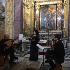 Jessica Gould, soprano | Diego Cantalupi, lute | Diego Leveric, lute