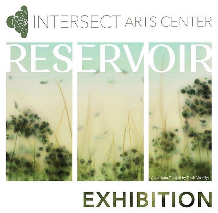 """""""Reservoir"""" February 8 - April 3 Intersect Arts Gallery"""