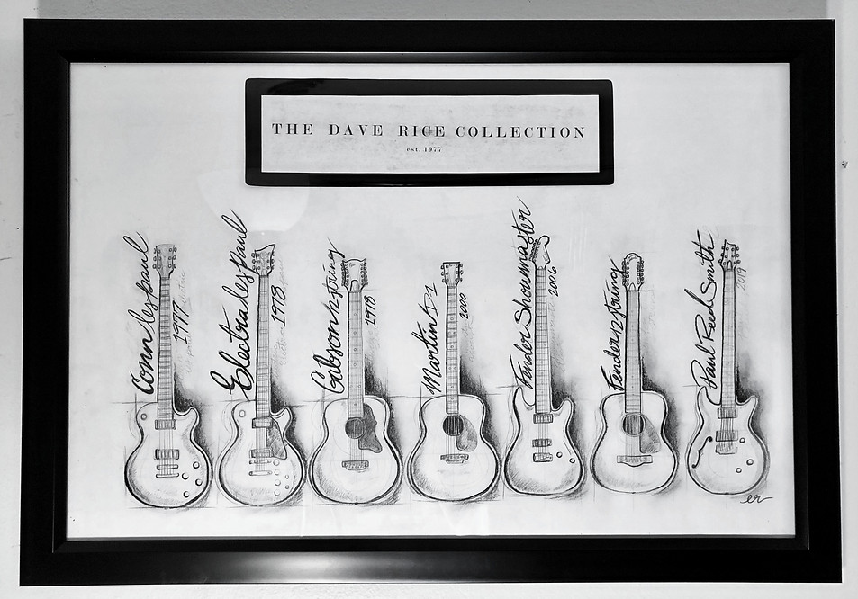 """""""The Dave Rice Collection"""""""
