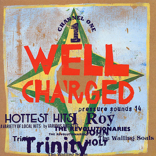 V/A WELL CHARGED-Channel 1 LP