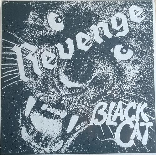 BLACK CAT - Revenge LP