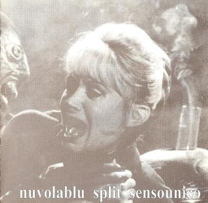 "NUVOLABLU / SENSOUNICO - Split EP 7"""