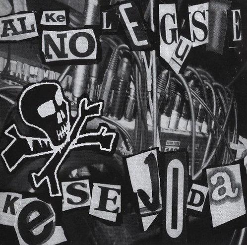 AL KE NO LE GUSTE KE SE JODA – Al Ke No Le Guste Ke Se Joda CD