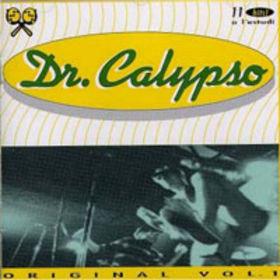 DR. CALYPSO - Original vol. 1 LP
