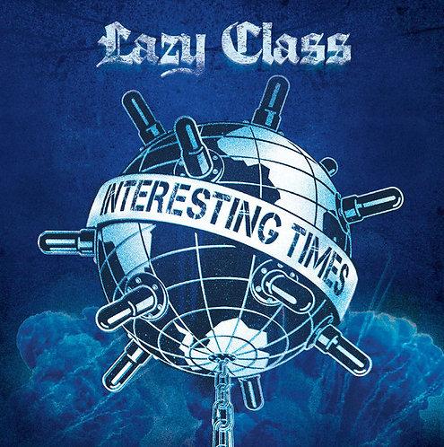LAZY CLASS - Interesting Times CD