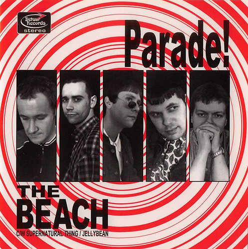 PARADE - The Beach EP 7""