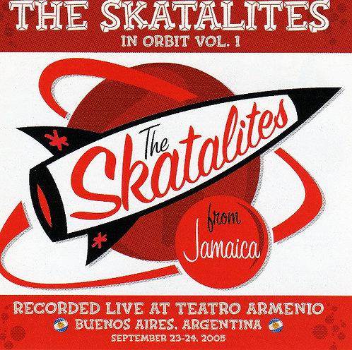 SKATALITES (THE) - In orbit Vol. 1 CD
