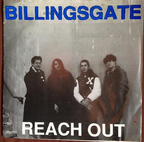 "BILLINSGATE - Reach Out EP 7"""