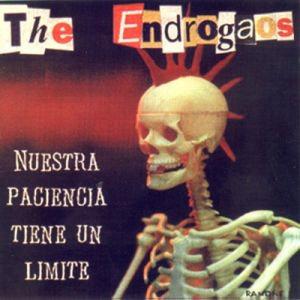 ENDROGAOS - Nuestra Paciencia Tiene Un Límite CD