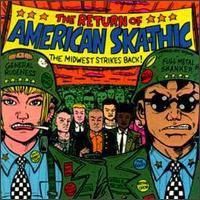 V/A American Skathic 4: The Return Of American Ska-Thic CD
