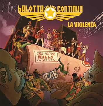BALOTTA CONTINUA - La Violenza CD