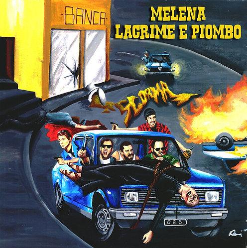 SCORMA - Melena Lacrime e Sangue CD