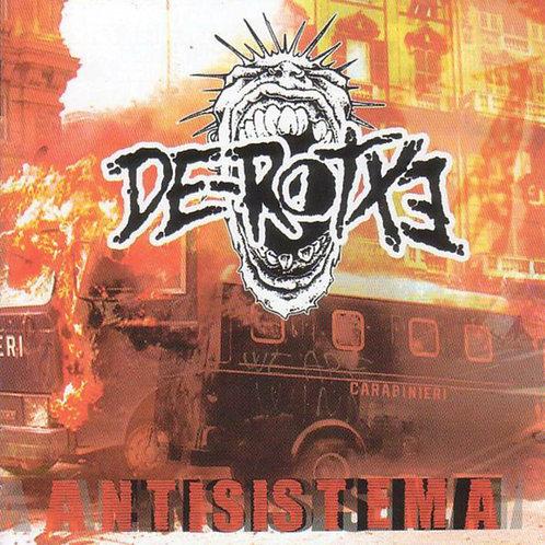 DE-ROTXE - Antisistema CD